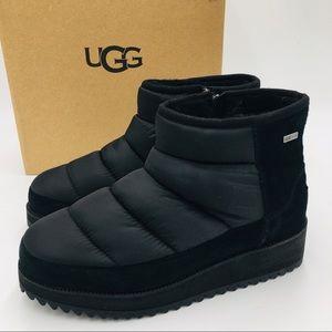 UGG Ridge Mini Black Ankle Women's Boots